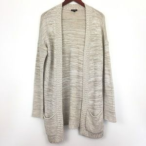 2/$20 Express Open Front Cardigan